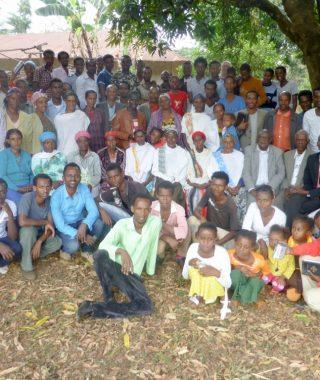 Noen av medlemmene i JAFA. Foto: Magne Rydland